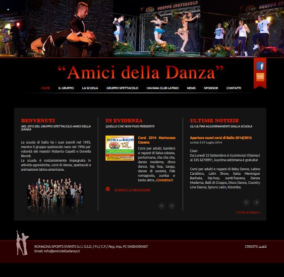 amicidelladanza.it